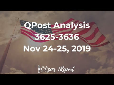 Y Flynn? Targeted and Silenced for a REASON – QPost 3625-3636