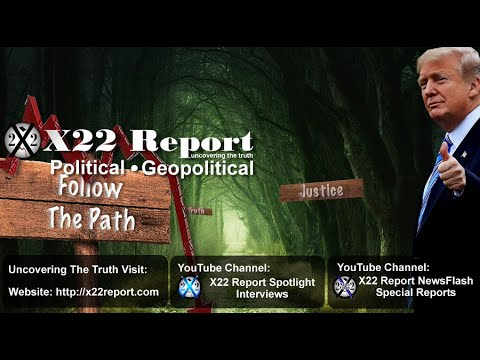 Patriots Leading [DS] Down The Path, IG FISA Is The Primer, It's Time – Episode 2031b