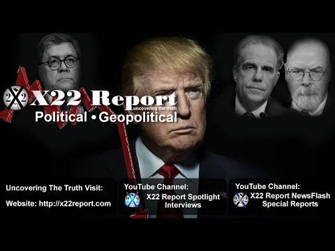 [DS]/MSM FISA Narrative Control, Conspiracy No More, What Do They Fear The Most? – Episode 2033b