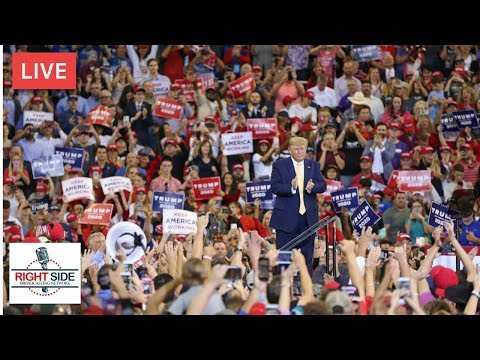 LIVE: President Donald Trump Holds KAG Rally in Lexington, KY 11/4/19 (RSBN LIVE Coverage)