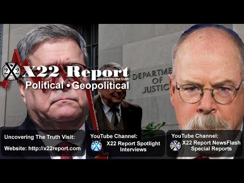 Did Barr/Durham Meet An Important Person?, Next Wave Coming – Episode 2014b