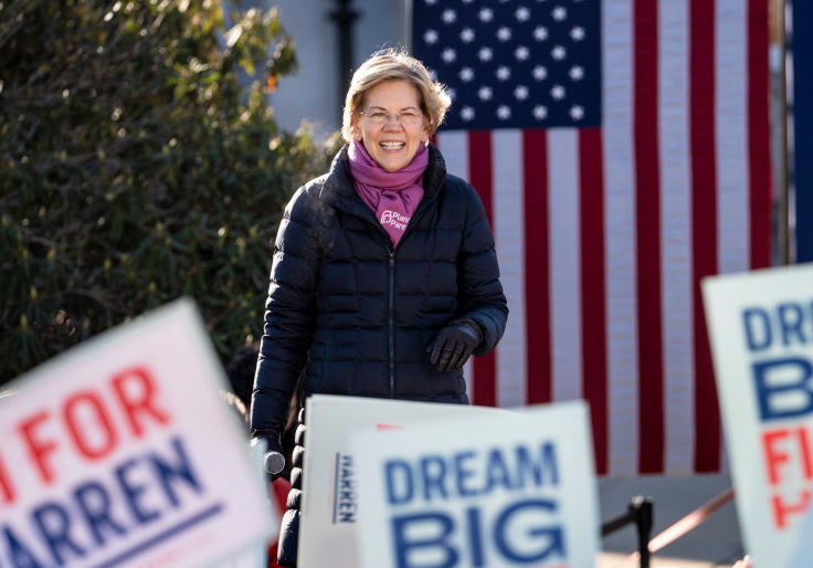 WaPo: Warren Hides Wealth Tax Costs in New Ad