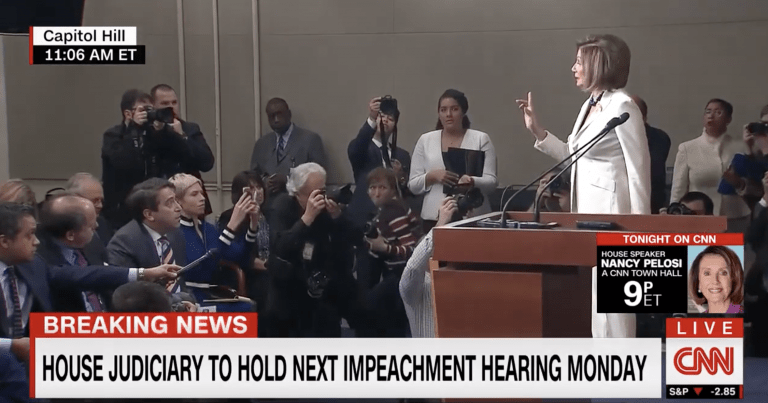 Pelosi Fumes: I Don't Hate the President