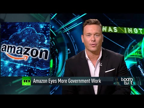 SHOCKER: Amazon Wants More Defense Contracts, Regardless of How Employees Feel