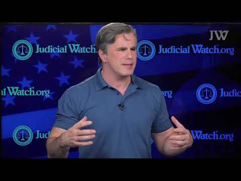 """Tom Fitton: Impeachment Hearings of President Trump is ABUSE–""""He Had NO Due Process Rights!"""""""