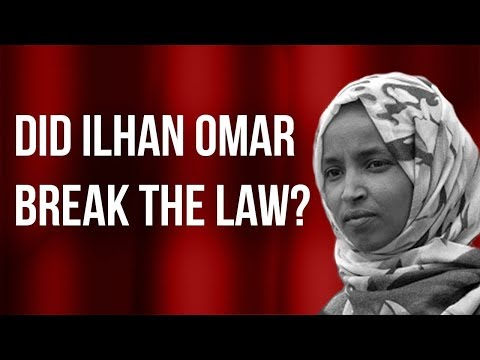 BEST OF 2019: EVERYTHING You Need to Know About Potential Crimes by Ilhan Omar!