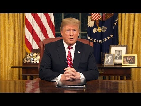LIVE: President Trump Addresses the Nation After Iranian Missile Attack