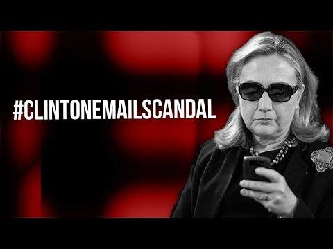 BEST OF 2019: Hillary Clinton or Her Staff Were Warned SIX Times for Illicit Email Usage!