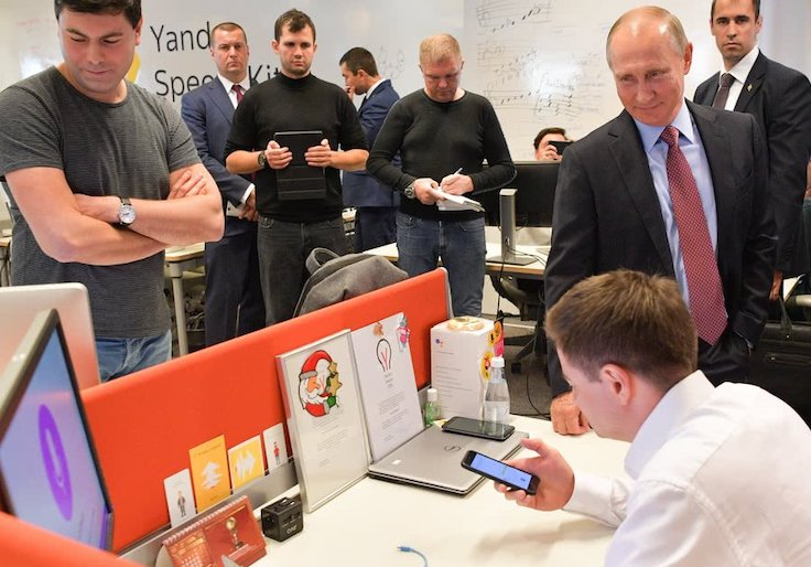 Founder of Putin-Tied Russian Tech Firm Hosts Fundraiser for Maine Democrat