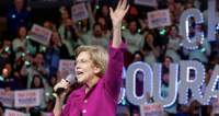 Desperate Warren Sets Her Sights on Bloomberg as Campaign Founders