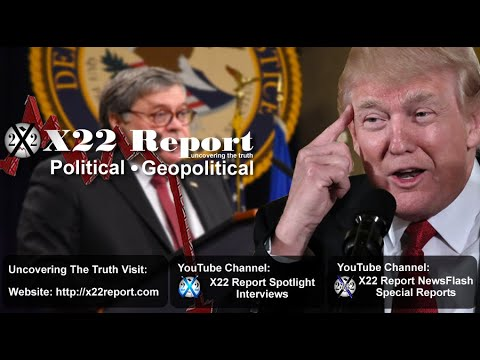 Optics Are Important, Barr's Delayed Testimony Confirmed, Traps Are Important – Episode 2097b