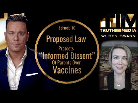 """TiM Podcast, EP. 10: Proposed Law Would Protect """"Informed Dissent""""Of Parents Over Vaccines"""