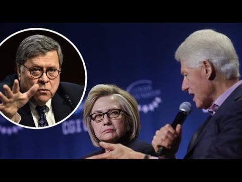 HERE'S WHO'S REALLY BEHIND THE 1,100 DOJ SIGNATURES TO OUST AG BILL BARR! MCCABE WON'T ESCAPE ARREST