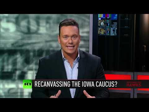 Iowa Dem Mess Ripping Mask Off Rigged Primary System
