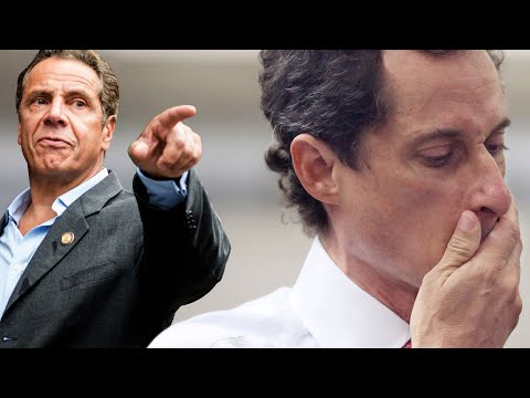 FBI COVERUP OF ANTHONY LAPTOP REVEALED IN NEW DECLAS'D DOCS! CUOMO TO REPLACE JOEY AT DEM CONVENTION