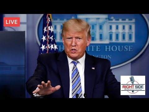 Live: President Donald J. Trump and Coronavirus Task Force Hold Briefing 4-1-20