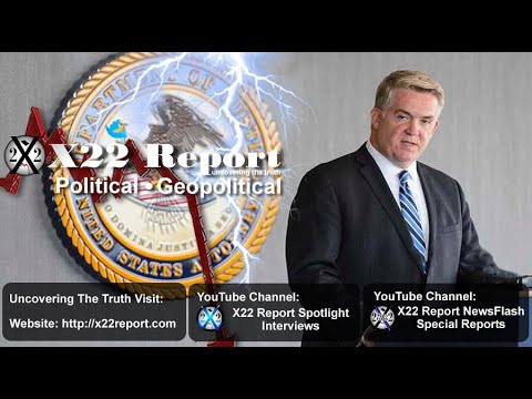 Trump Signals Next Phase, Huber Enters The Ring, Game Over Jack  – Episode 2185b
