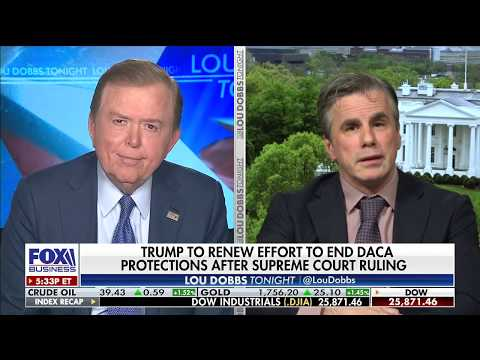 Tom Fitton: Radical Left Using Mail-in Voting to Steal Elections?-SCOTUS Legislating DACA from Bench