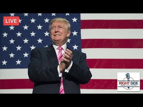 LIVE: President Trump Delivers Remarks in Marinette, WI at Fincantieri Marinette Marine