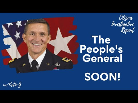 The PEOPLE'S General.  Soon!