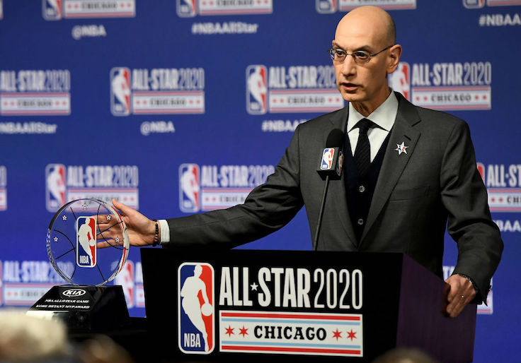 NBA Retracts Store Jersey Policy, Will Allow 'Free Hong Kong'