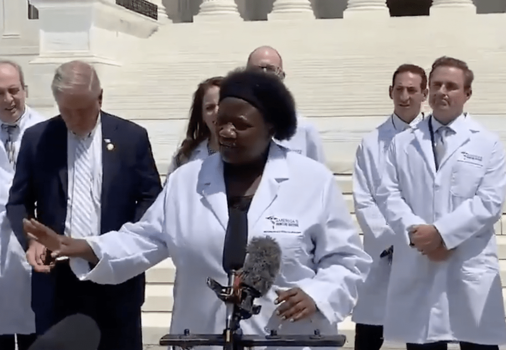 Racist leftists attack, mock Dr. Stella Immanuel over passion to protect human lives