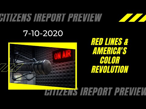 America's Color Revolution, 11.3 Marker, Red Lines (Preview)