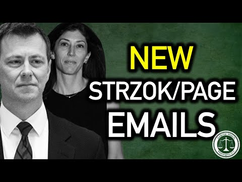 NEW Strzok-Page Emails Show FBI Investigated President Trump's Tweets Critical of Obama & FBI
