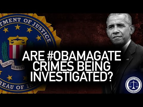 Will #Obamagate Probe be Shut-Down by the Biden Administration?