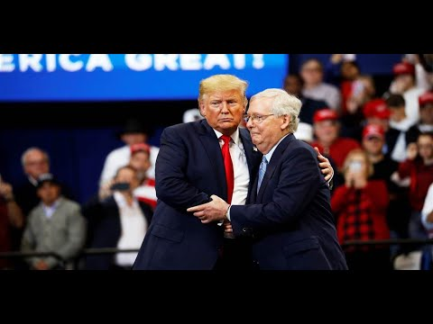 Trump Picks Next Justice in Days as Harry Reid Helped McConnell With Simple Majority Vote in Senate