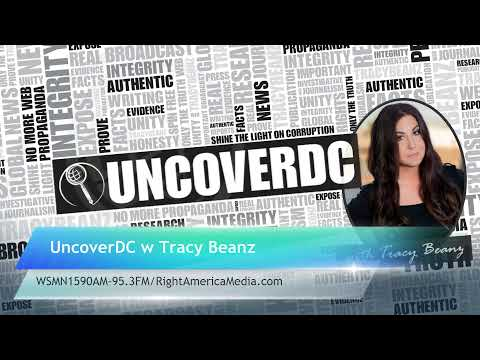 UncoverDC with Tracy Beanz: Elections and Influence Operations