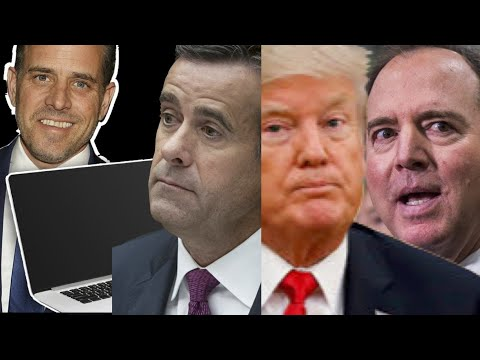 THERE'S A 2ND LAPTOP! SCHIFF/FBI/DOJ/NEW RUSSIA LIE/DNI RATCLIFFE/TRUMP UNLEASHED/3RD DEBATE CHANGES