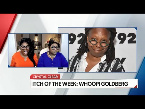 Diamond And Silk call out Whoopi Goldberg. Set your DVR's now…..