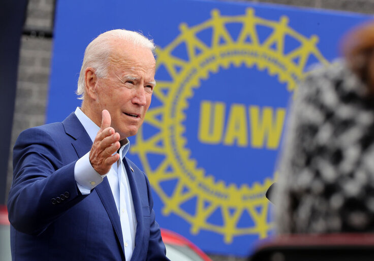 Big Labor Readies for Major Concession from Biden