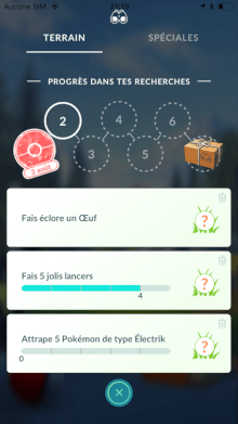 Une Situation Troublante Pokemon Go : situation, troublante, pokemon, Pokémon, Mission, D'étude, Terrain, NationHive