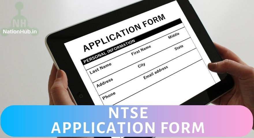 NTSE Application Form Featured Image