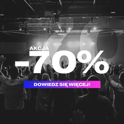 -70% na This Is Our Time 2021!