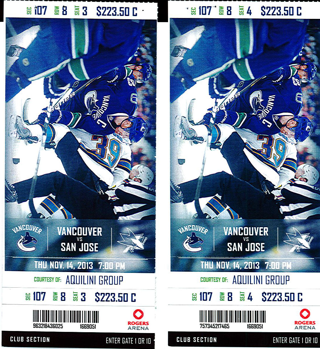 Image result for hockey tickets image