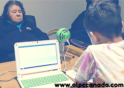 OLPC Canada Celebrating Indigenous Voices on World Radio Day 2
