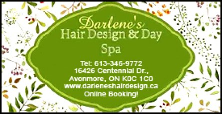Darlene's Hair Design & Day Spa