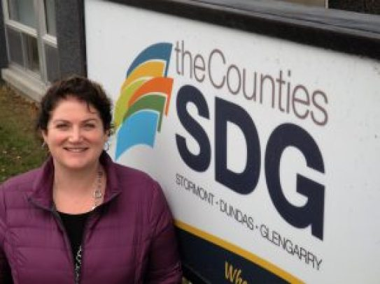 Shauna Baggs is the new Tourism Coordinator for the United Counties of SDG.