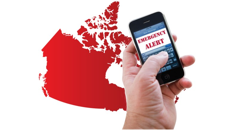 Canada-wide Emergency Alert System test scheduled for Nov  28