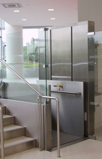 Apex Elite Wheelchair Lifts: Elevator Wheelchair Lifts