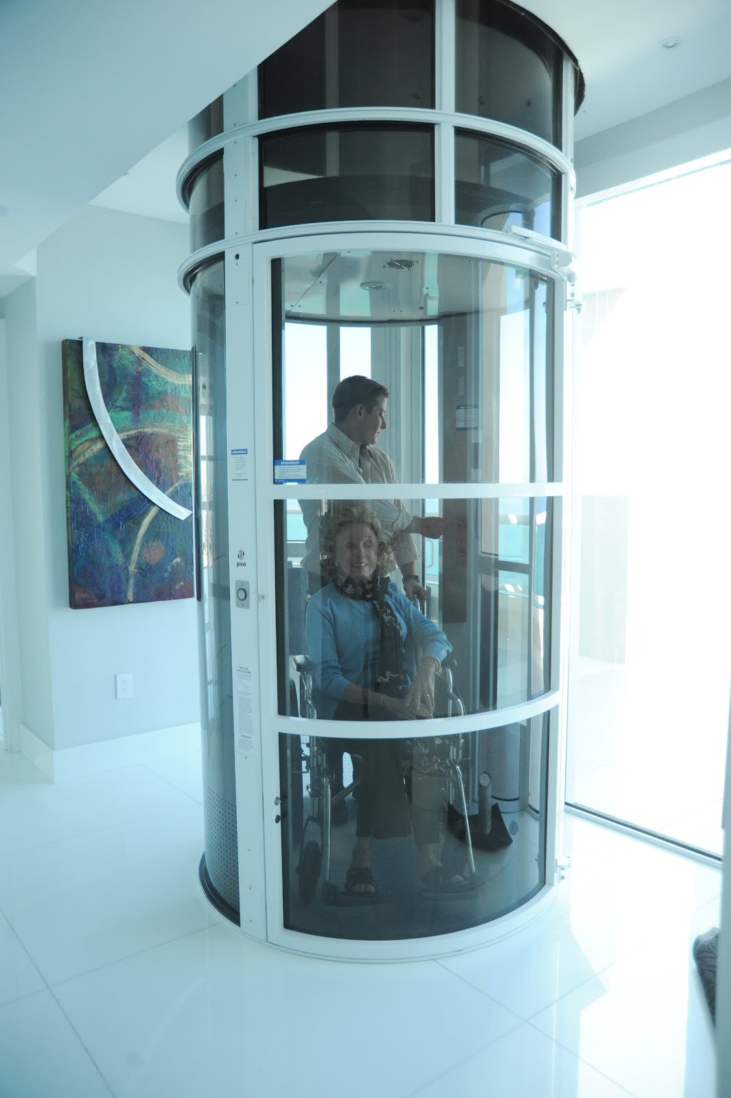 wheelchair elevator office chairs for wooden floors home design