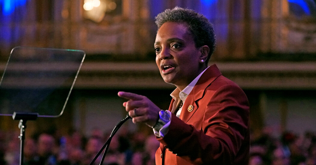 Chicago Mayor Lori Lightfoot talks about what she learned from the fight against the teachers' union