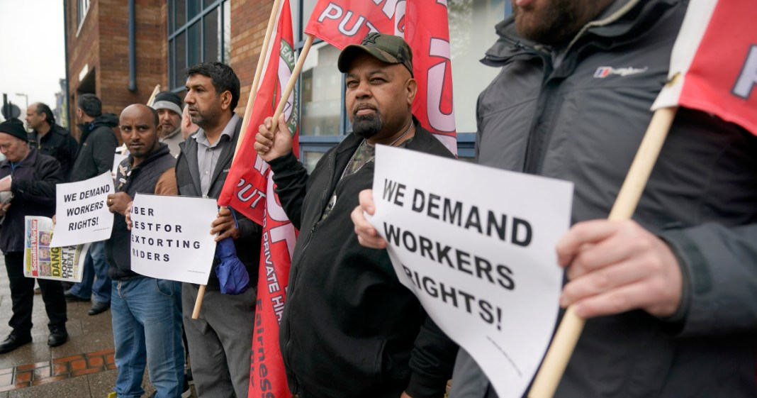 The Uber ruling of the British Supreme Court is a victory for all show workers