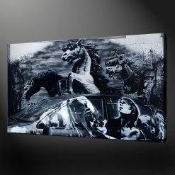 banksy-war-horse