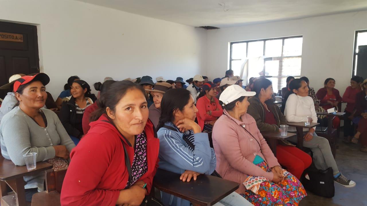 Mujeres-Tariquia