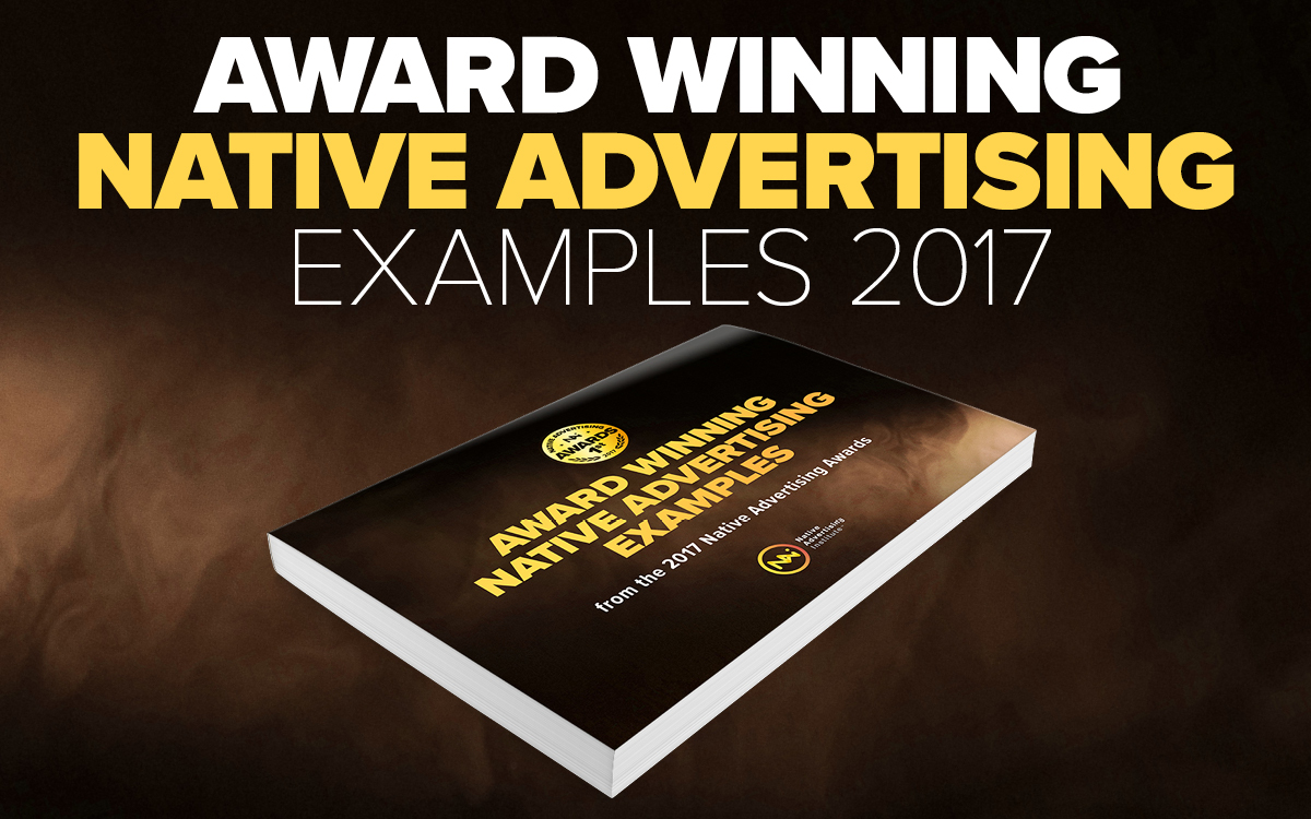 Native Advertising Examples 2017