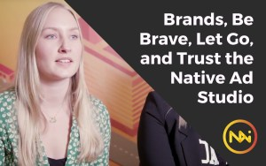 brands native advertising